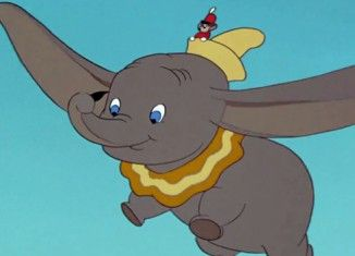Crítica película animación Dumbo - Walt Disney
