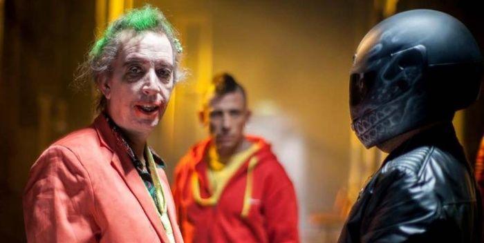 Película argentina: kryptonita
