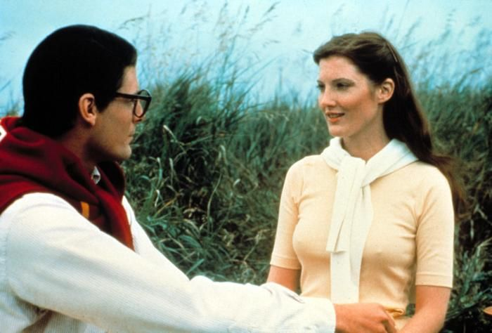 SUPERMAN III, Christopher Reeve, Annette O'Toole, 1983