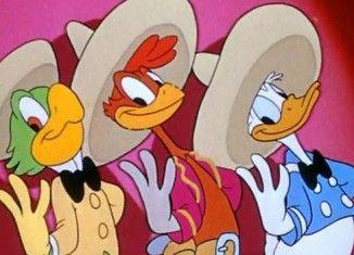 Crítica película Los tres caballeros