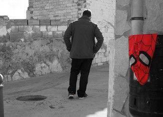 Spider man nunca mas para Dani Birras