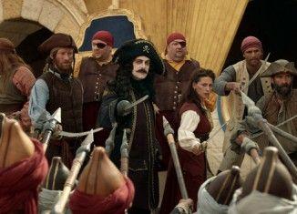 Crítica Mierdipeli Capitán Diente de Sable y el tesoro de Lama Rama