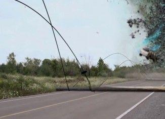 Crítica mierdipeli Tornado magnético