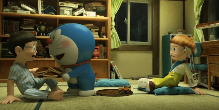 Crítica pelicula Stand by me Doraemon