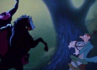 Crítica película La leyenda de Sleepy Hollow y el Señor Sapo