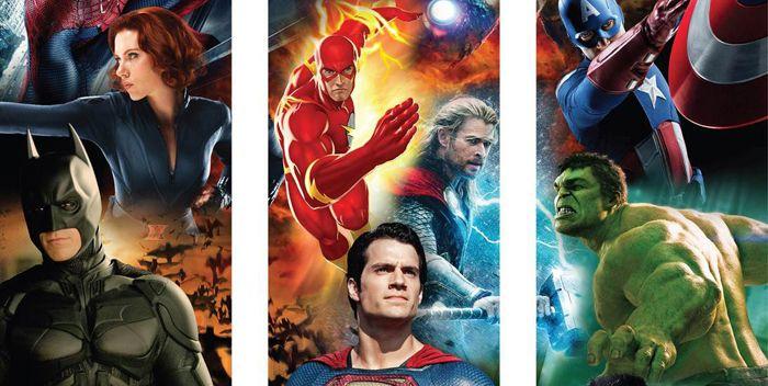 En huelga de superheroes
