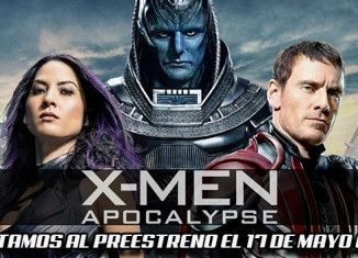 preestreno x-men apocalipsis gratis