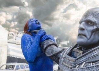 Crítica película X-men Apocalipsis