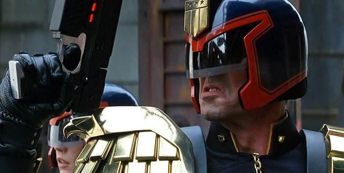 Crítica película Juez Dredd