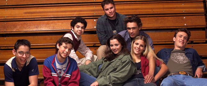 Reparto de Freaks and geeks
