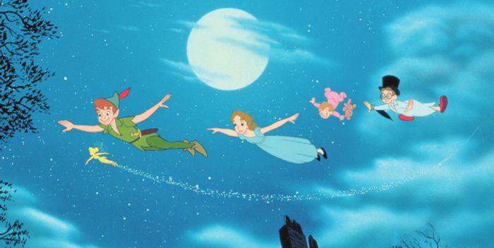 Crítica película Peter Pan