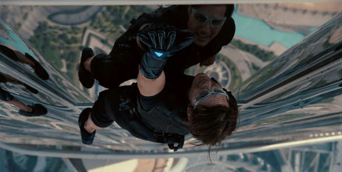 Crítica película Misión imposible IV: Protocolo fantasma
