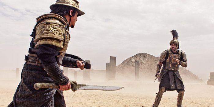 Crítica película Dragon blade #Mierdipelis