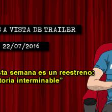 Estrenos de cine (22/07/2016)