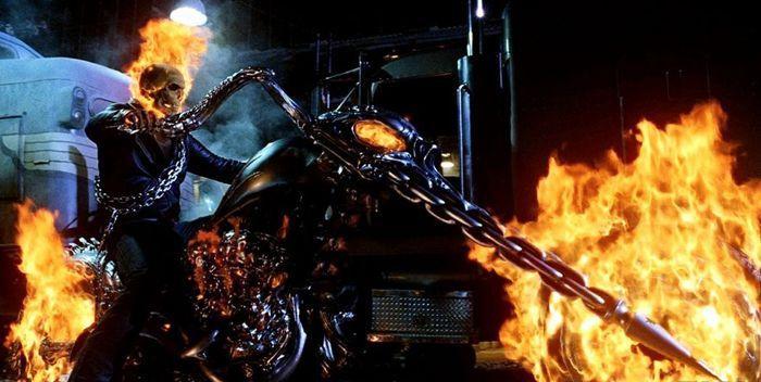 Crítica película Ghost Rider