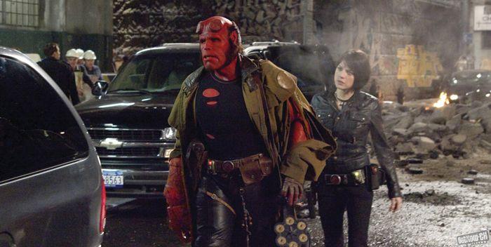 Crítica película Hellboy 2, el ejercito dorado