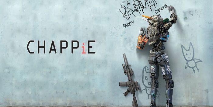 Crítica película Chappie