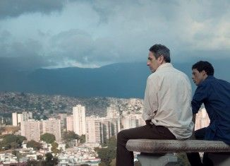 Desde allá - Filmfilicos blog de cine