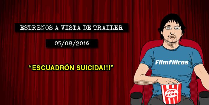 Estrenos de cine (05/08/2016)