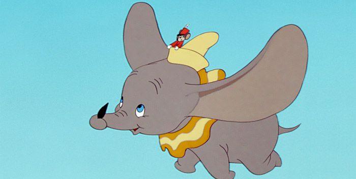 Dumbo 75 aniversario