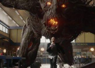 Crítica película Un Monstruo viene a verme