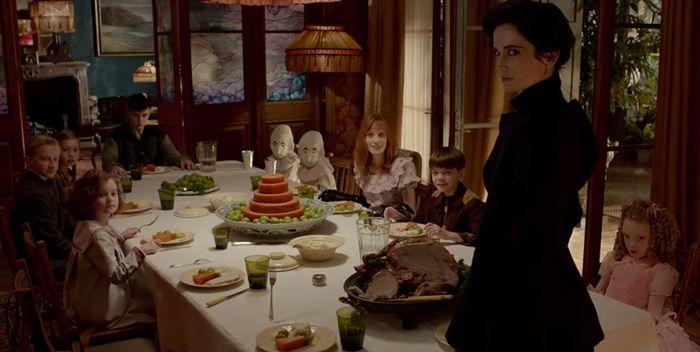 Crítica película El Hogar de Miss Peregrine para Niños Peculiares
