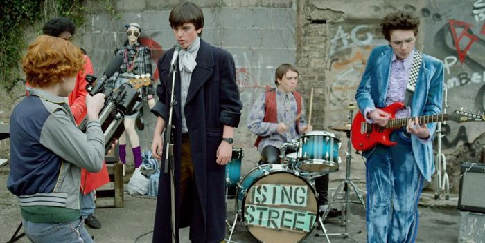 Crítica película Sing Street