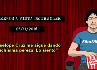 Estrenos de cine (25/11/2016)