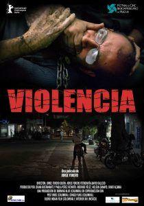 Poster de la película colombiana: Violencia