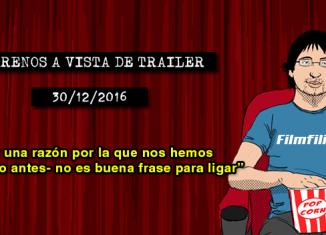 Estrenos de cine (30/12/2016)