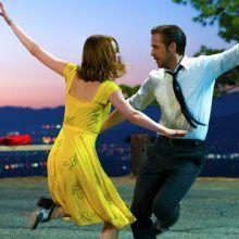 La la land Ryan Gosling y Emma Stone