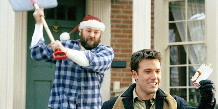 Sobreviviendo a la Navidad - Crítica película