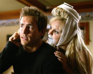 Ryan Reynolds y Anna Faris en Sólo amigos