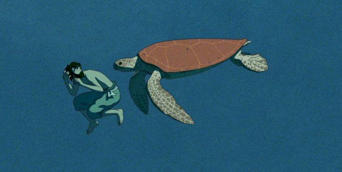 Crítica película La tortuga roja