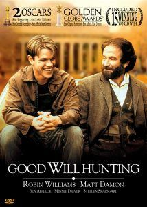 El indomable Will Hunting - Filmfilicos blog de cine