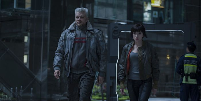 Ghost In The Shell+