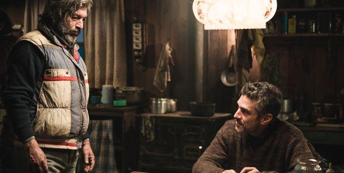 Nieve negra - Película argentino-española