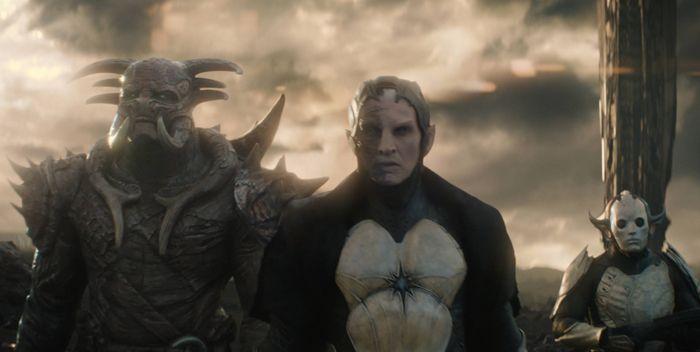 Thor El mundo oscuro++