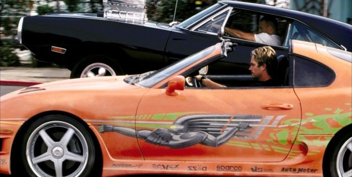 A todo gas (The fast and the furious)