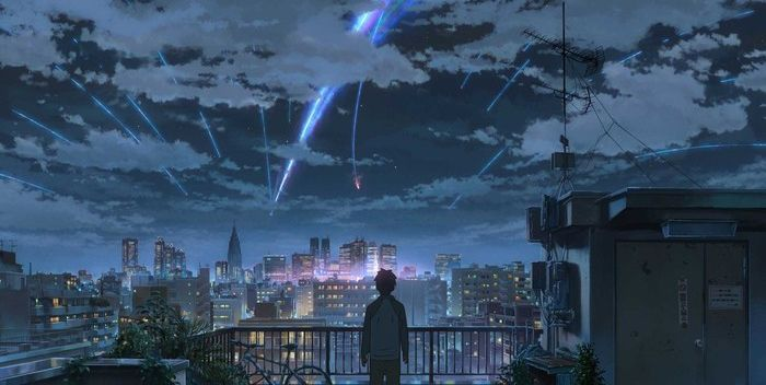 Your name - Película Anime