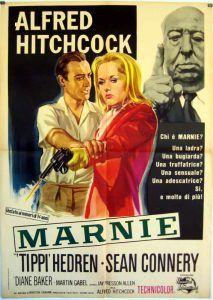Marnie, la ladrona - filmfilicos blog de cine