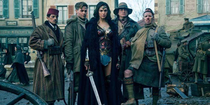 Wonder Woman+