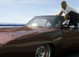 Vin Diesel en Fast & Furious 6 (A todo gas 6)