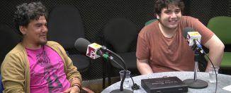 Entrevista a Blau Llampec e In-Fidel - Filmfilicos en las ondas