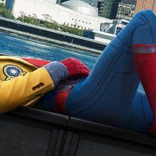 Infografía de Spider-man Homecoming