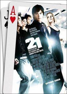21 Black Jack, la película