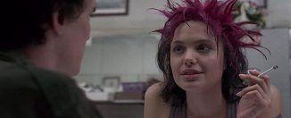 Película Gia, protagonizada por Angelina Jolie