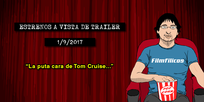 Estrenos de cine (1/9/2017)