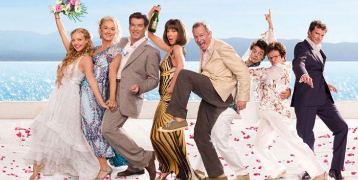 Crítica de Mamma Mia! La película