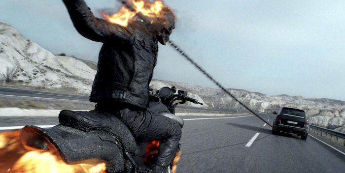 Ghost Rider Espiritu de venganza ++